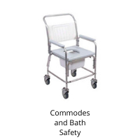 Commodes and Bath Safety