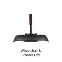 Wheelchari & Scooter Lifts